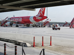 Photo: AirAsia in standard colours