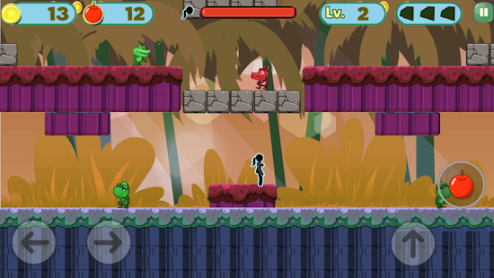 Stick Woman Fight Screenshot