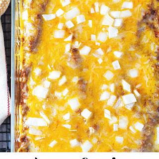 Low Carb Chili Dog Bake Recipe