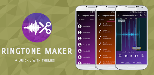 Ringtone Maker & Mp3 Cutter - Apps on Google Play