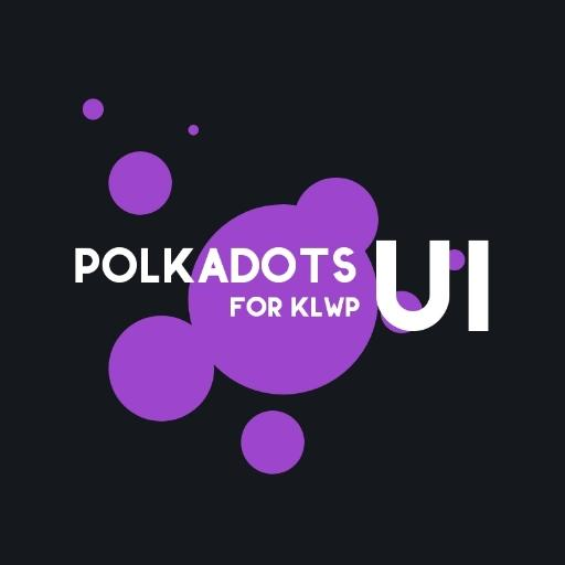 Polkadots UI for KLWP