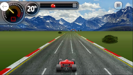 Speed Car Racer Games for Kids