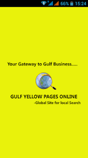 Gulf Yellow Pages Online- screenshot thumbnail