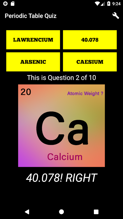 Periodic Table Quiz Chemistry Elements 2018 Android Apps Appagg