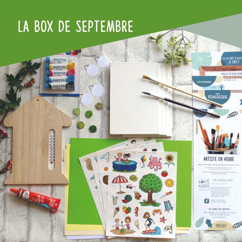 Top 4 Des Box Pour Grand Frere Grande Sœur Terre De Mamans