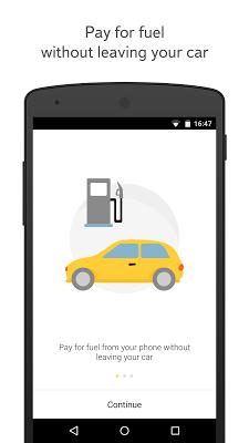 Yandex.Fuel - screenshot
