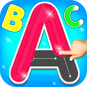 ABC Alphabet - Letter Tracing & Learning Colors