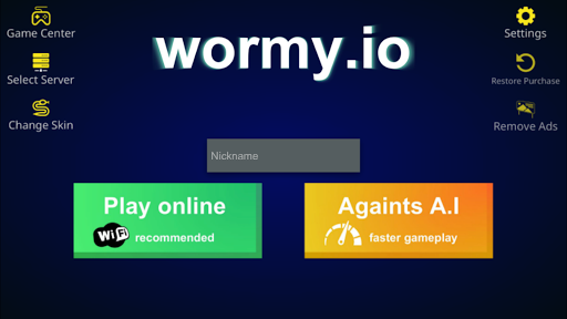 wormy.io 1.0.1 screenshots 3