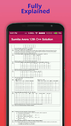 Sumita Arora 12th C++ Solution APK Download – Free Books & Reference APP for Android 4