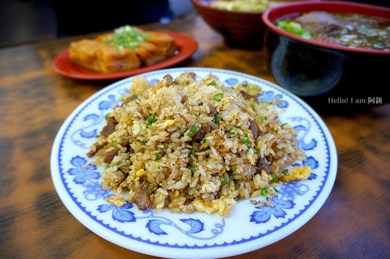 台中西區牛肉麵,龍華閣川味牛肉麵-8
