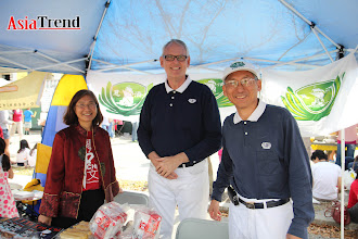 Photo: Buddhist Tzu Chi Foundation Orlando chapter booth