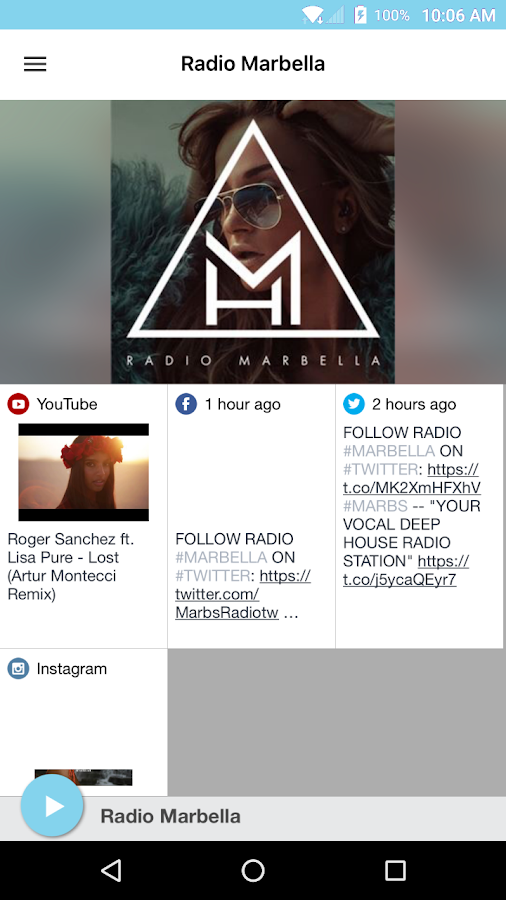 Radio Marbella- screenshot