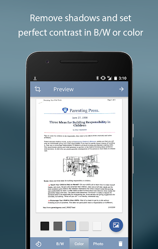 TurboScan: scan documents and receipts in PDF image | 5
