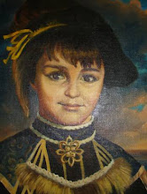 Photo: Александр Максименко,«Маленький Принц», оргалит, масло, разм. 40 х 30 см