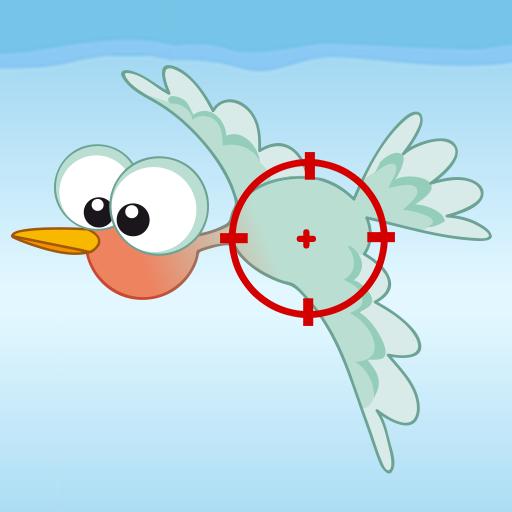 面白いシューティング鳥無料 休閒 App LOGO-APP試玩