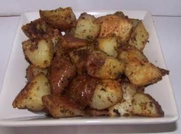 Herb Roasted Potatoes Recipe