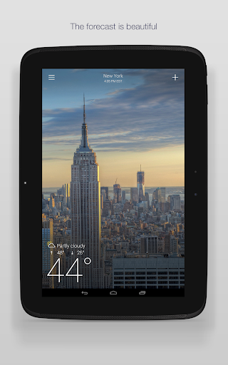 Yahoo Weather screenshot 6