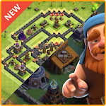 Top ★ Clash Maps for COC Icon