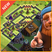 Top Clash Maps for COC ★ 2o18