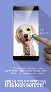 Touch Lock Screen- Easy & strong photo password apk download 3