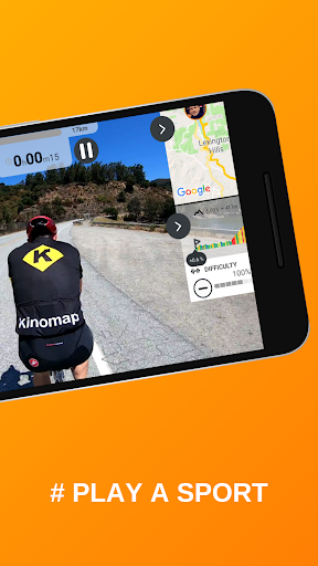 Kinomap - Indoor training videos screenshots 6
