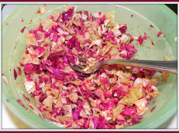 Prepare your slaw about 15 minutes to 1/2 hour before serving carnitas to allow...