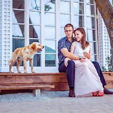 Wedding photographer Elena Krasnopolskaya (Krasnopolskaya). Photo of 21.06.2014