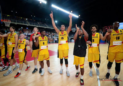 Basket: Le groupe des Lions presque complet
