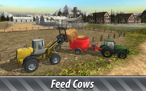 Euro Farm Simulator: Cows 1.01 screenshots 10