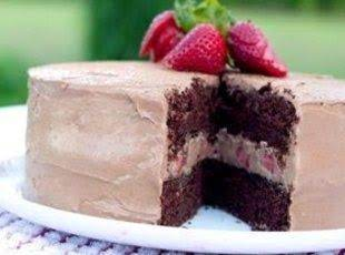 Strawberry And Chocolate Lovers Delight!