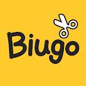 Biugo - New Video Status,Magic videos Maker icon