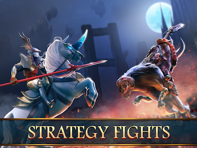 Mobile Royale MMORPG – Build a Strategy for Battle 8