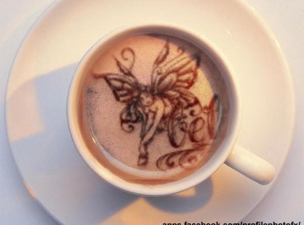 Combine 1/3 cup creamer,brown sugar, allspice, and cardamom: stir well.  Pour into decorative...