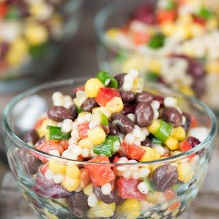 Bean & Couscous Salad