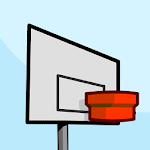 Basketball Shoot Out Icon