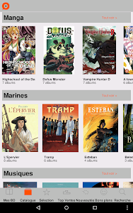 izneo BD Comics Manga screenshot 8