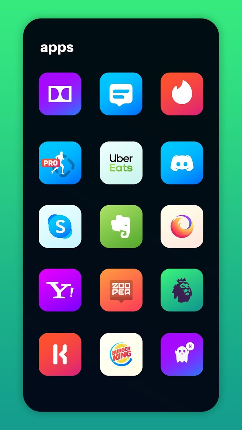 Nova Icon Pack - Rounded Square Icons Screenshot 4