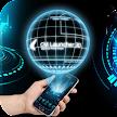 3D Next Tech Theme Launcher for Huawei Samsung APK