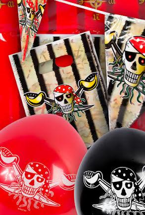 Partybox, pirat