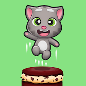 Talking Tom Cake Jump Android APK Download Free By Outfit7 Limited