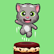 Talking Tom Cake Jump - Androidアプリ
