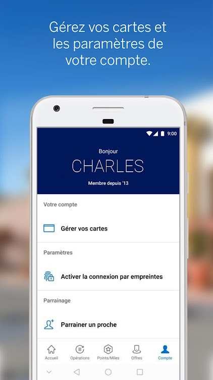 Activer Une Carte American Express.Amex France Android Apps Appagg