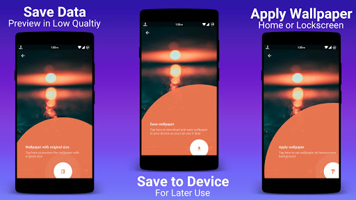 Screenshot for Splash It - HD Wallpapers & Backgrounds (Ad Free) in United States Play Store