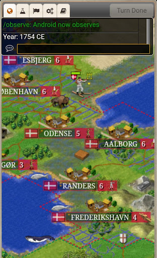Code Triche Freeciv APK MOD screenshots 1