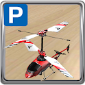 RC Helicopter Parking Sim Free icon
