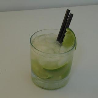Caipiroska Drink.