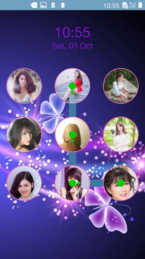 lockscreen photo pattern