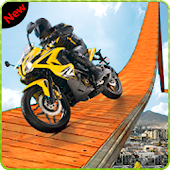 Stunt Bike Impossible Tracks: Stunt Biker 2018