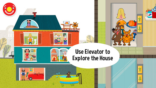 Pepi House Apps (apk) baixar gratuito para Android/PC/Windows screenshot