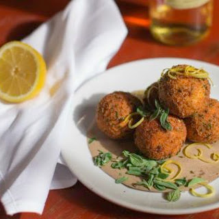 Tuna and Ricotta Fritters Recipe